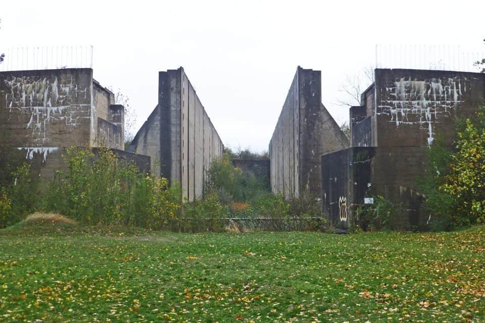 Het Elster-Saalekanaal