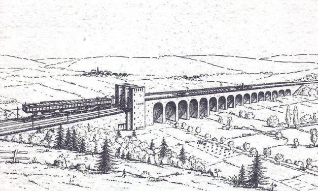 het Neckar – Donaukanaal van Plochingen naar Ulm