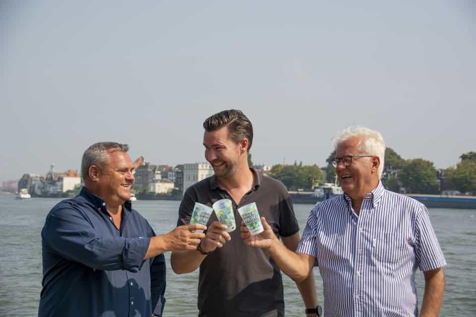 Eerste Binnenvaartdagen Zwijndrecht op 13 en 14 september