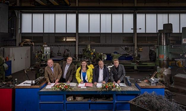 Vakbonden tekenen convenant bouw onderzeeboten in Nederland