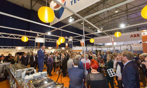 'Voor Rotterdam Ahoy is Europort verreweg de grootste vakbeurs'