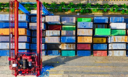 Havenbedrijf Rotterdam lanceert track&trace containers