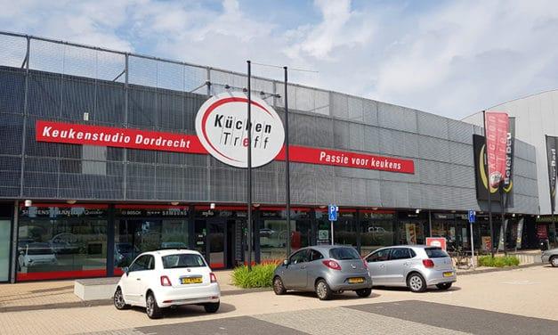 Steeds meer KüchenTreff keukens voor debinnenvaart
