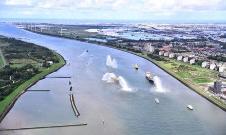Slot uitdieping Nieuwe Waterweg en Botlek