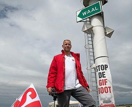 Rijkswaterstaat:  SP mag  schepen  volgen