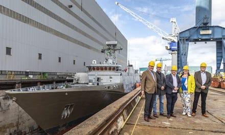 Convenant: onderzeeboten  in Nederland gebouwd