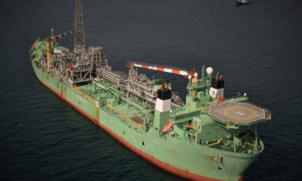 Shell begint groot gasproject  in de Britse Noordzee