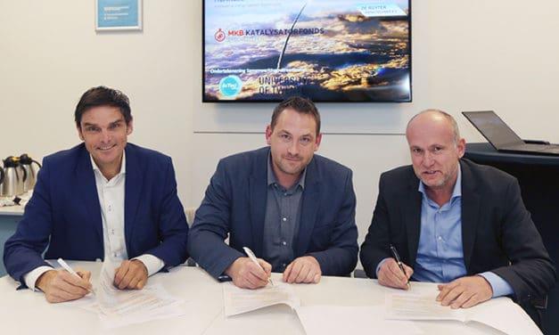MKB-katalysatorfonds steunt fieldlab waterstof voor de maritieme sector