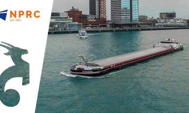 Binnenvaartcoöperatie bij snelste groeiers van Nederland