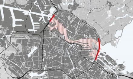 Amsterdam: ambitie voor brug over het IJ  onverminderd groot