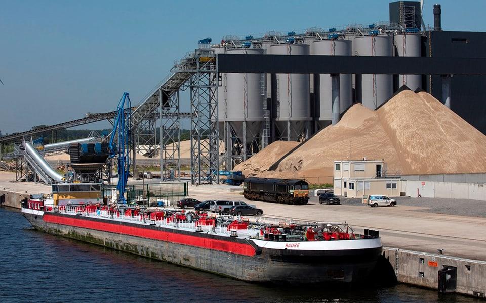 North Sea Port: meer dan de helft goederen gaat via binnenvaart verder