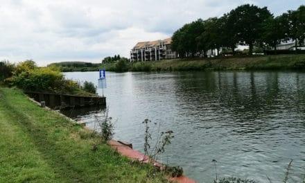 Meer ruimte voor grote schepen in Julianakanaal