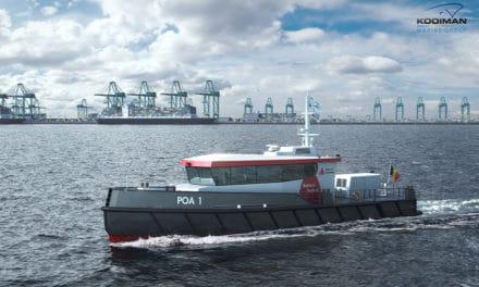 Nieuw zenuwcentrum én nieuwe  handhavingsschepen Port of Antwerp