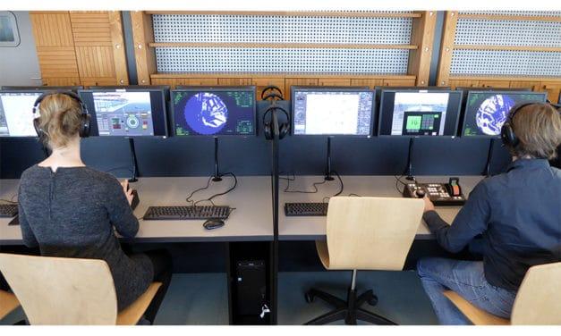 Lokalen vol nieuwe desktopbrugsimulatoren bij STC Group