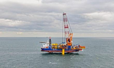 Weer meer windmolens in Noordzee