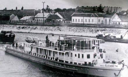 de motorsleepboot Princess Elizabeth