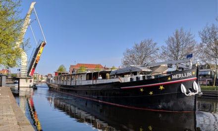 De onweerstaanbare charme van cruiseschip Merlijn