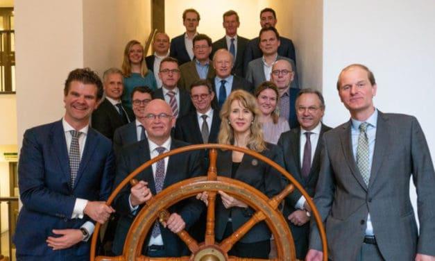 Nesec lanceert fonds van 250 miljoen euro voor kredietverlening aan Nederlandse scheepvaart