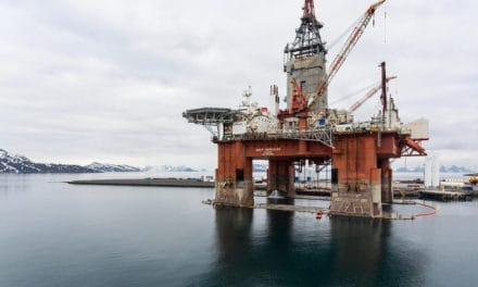 Volop booractiviteit in Noordzee in 2020