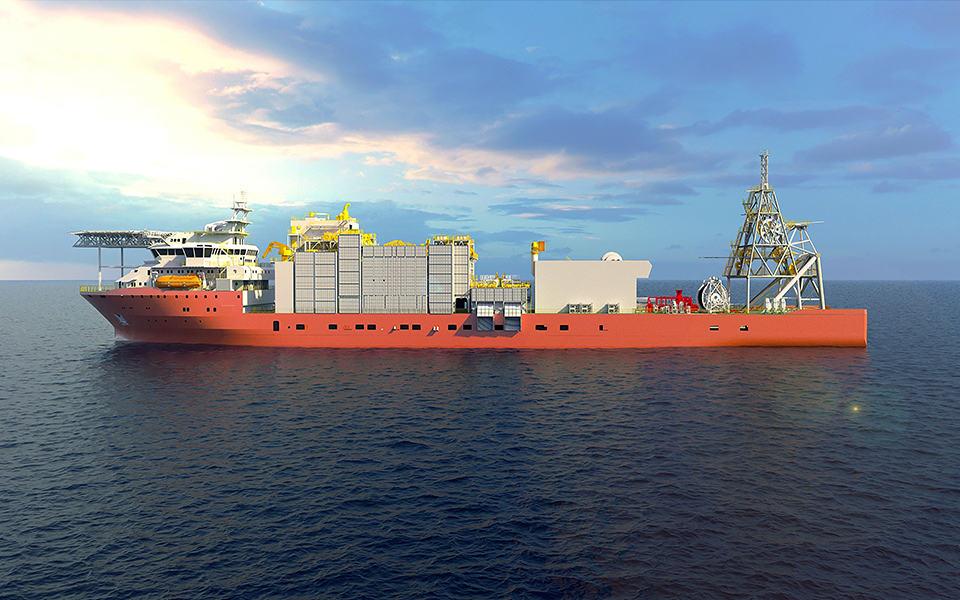 Alewijnse gecontracteerd voor complete elektrische installatie op grootste offshore diamantmijnbouwschip ter wereld