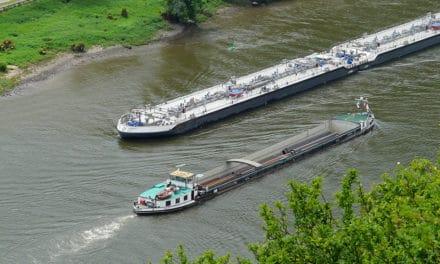 Binnenvaart en waterwegen blijven operationeel voor goederentransport