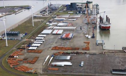 Eemshaven basishaven voor grootste offshore windpark ter wereld