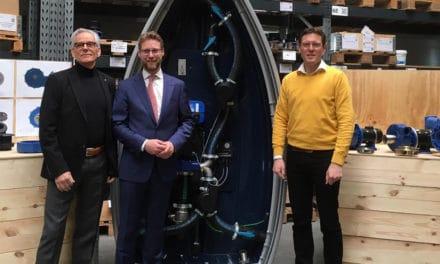 MBK-katalysatorfonds steunt micro manoeuvreersysteem