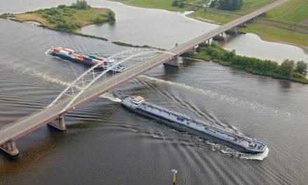 Transafe B.V.: al twee decennia  veiligheidsadviseur voor  de binnenvaart