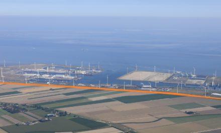 Solarfields en Groningen Seaports starten met een bijzonder zonnepark