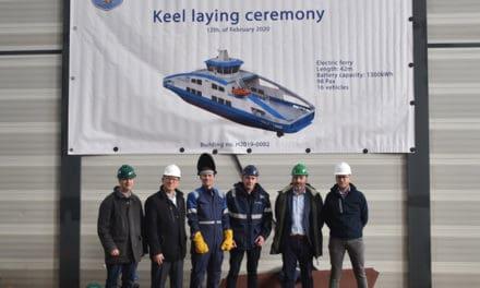 Holland Shipyards Group: veerboten voor Duitse en Noorse klanten