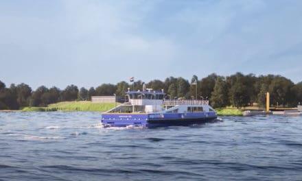 Holland Shipyards Group: 5elektrische veerponten voor GVB