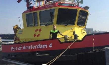 Havenpatrouille mist contact met schippers tijdens coronacrisis