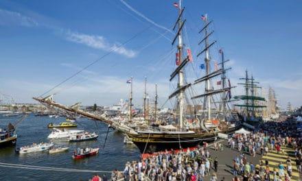 SAIL Amsterdam 2020 gaat niet door i.v.m. Coronavirus