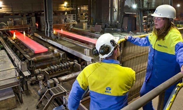 Tata Steel ziet enorme stijging in vraag naar staal voor blik