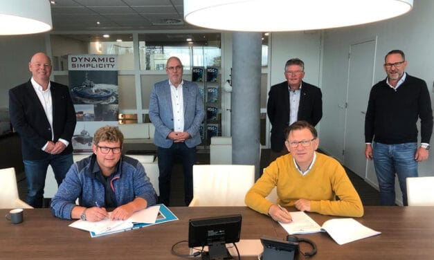 New deep suction dredger for Hoftijzer Verhuur- en aannemingsbedrijf