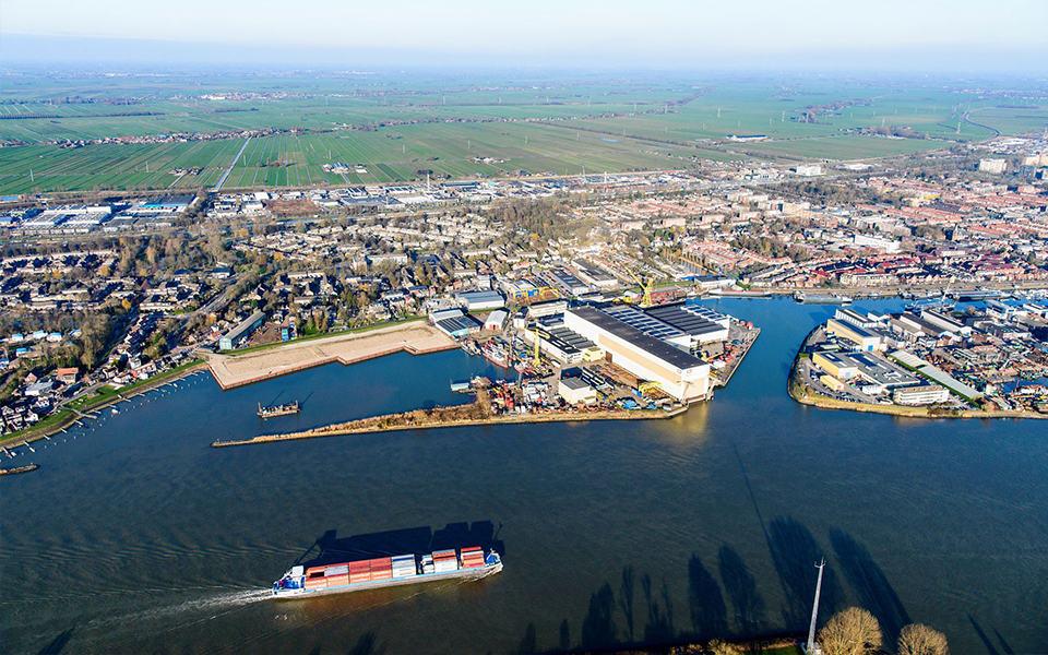 Waarom 'hoge baggerheren' scheepsbouwer IHC redden