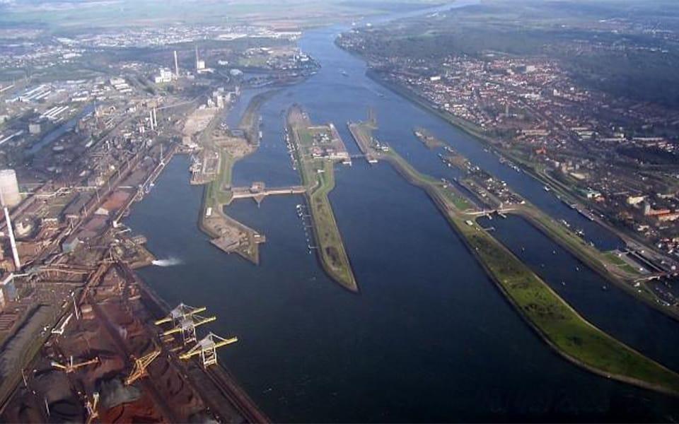 Vaststelling maximum vaarsnelheid Noordzeekanaal en het Afgesloten IJ tot aan het Stenen Hoofd in Amsterdam