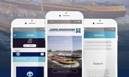 Nieuwe scan-app voor Slurink Bunkerstations