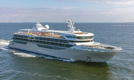 Shipyard De Hoop delivers second expedition cruise vessel within two years