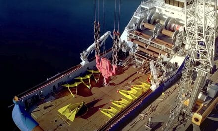 The world's first semi-submersible floating wind farm