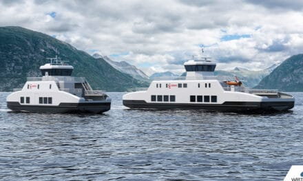 Holland Shipyards Group to supply two electric ferries to Boreal