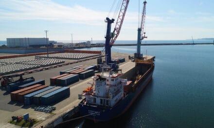 Baltic Sea Bridge: Increasing frequency on the Silk Road towards Mukran Por