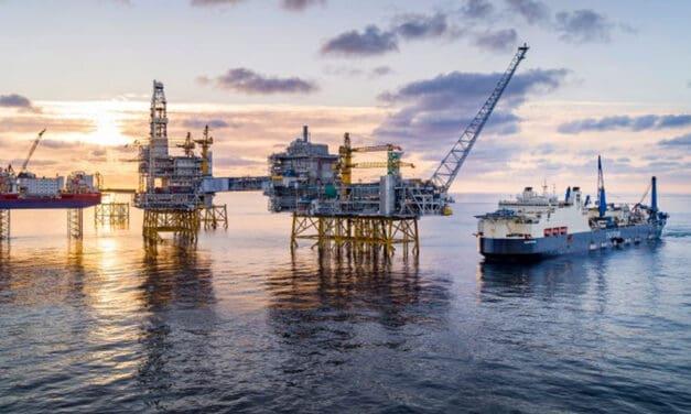 Noorwegen verlaagt  olieproductie