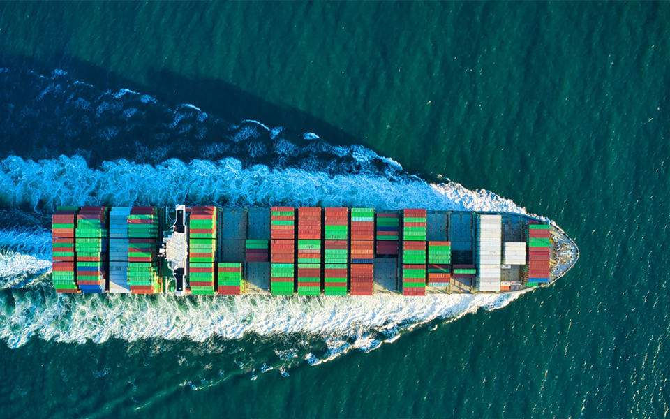 Short sea shipping – a smart and sustainable alternative