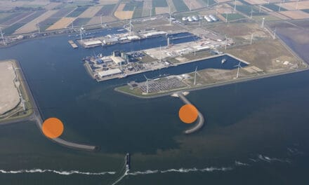 Windproject Eemshaven in handen van Pondera / Rebel