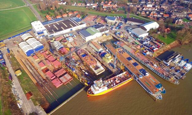 Shipyard De Hoop:  bijzondere cruise-projecten in uitdagende tijd