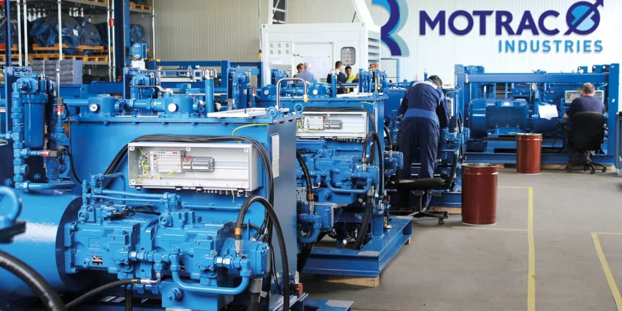 Motrac Industries helpt ROVC uit de brand