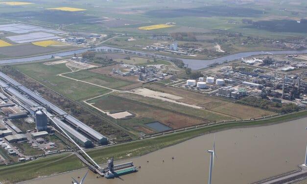 Groningen Seaports investeert fors in bedrijventerrein Heveskes