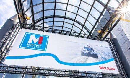 Bezoekers kijken er naar uit om de sector te ontmoeten tijdens Maritime Industry 2020