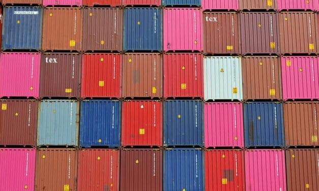 Rotterdamse haven start proef met containerafhandeling zonder pincode